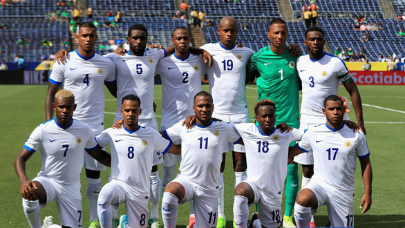 Thứ hạng của đội bóng Curacao xếp thứ mấy trong làng bóng đá thế giới?
