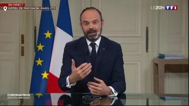 Tình hình dịch bệnh tại Pháp tiếp diễn phức tạp, ban hành Quyết định hạn chế đi lại