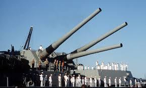 Sự cố cướp mạng 47 thủy thủ chiến hạm USS Iowa