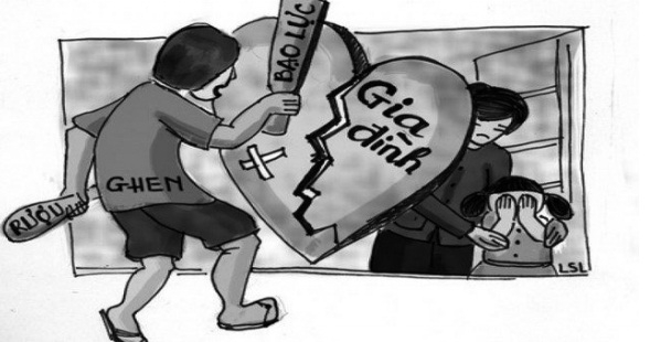 Sát cánh cùng nạn nhân bạo lực gia đình tìm công lý