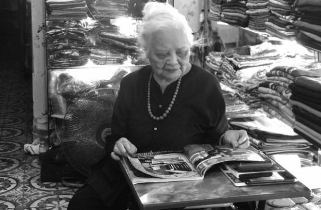 Có một cụ bà… 60 năm làm tổ trưởng