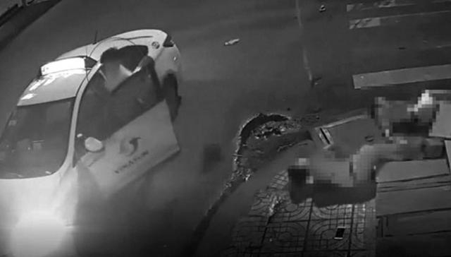 """""""Bệnh vô cảm"""" nhìn từ vụ tài xế taxi bỏ mặc nạn nhân sau tai nạn"""