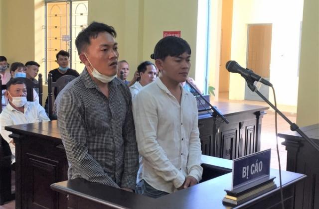 Đánh người sau cuộc nhậu, 2 anh em lãnh 5 năm tù