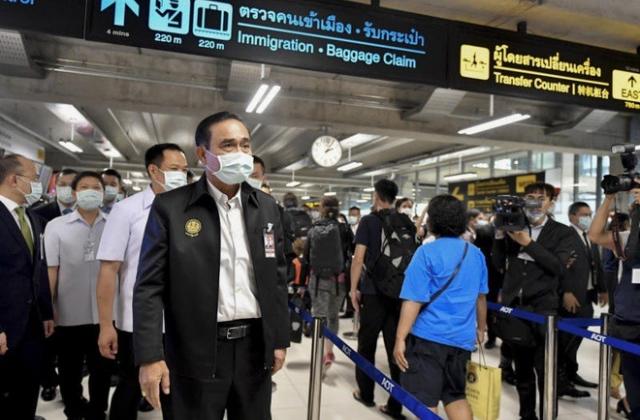 Trường hợp đầu tiên nhiễm virus conora từ người sang người ở Thái Lan