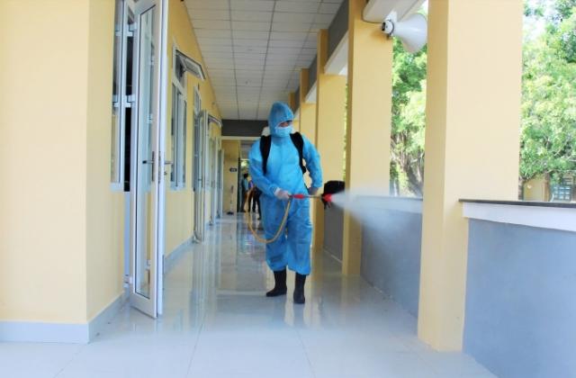 Sơn La phát hiện 2 F0, học sinh dừng đến trường