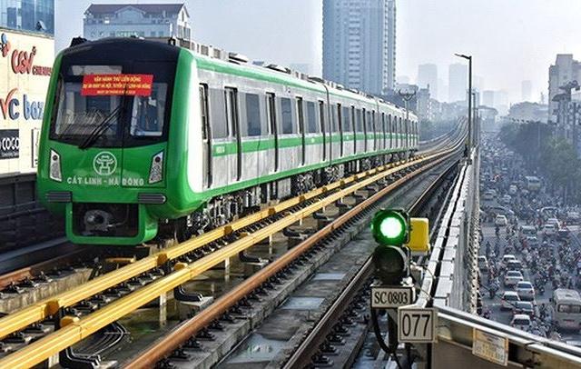 Bộ GTVT lý giải nguyên do chậm tiến độ Dự án đường sắt Cát Linh - Hà Đông
