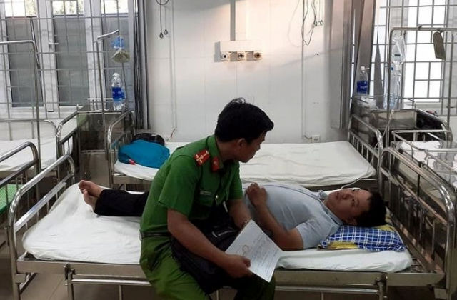 Thừa Thiên Huế: Phóng viên Báo Công lý bị hành hung khi tác nghiệp