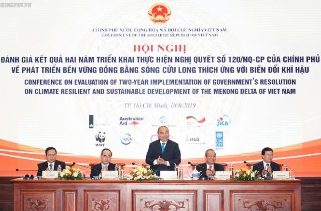 """""""Thuận thiên"""" để phát triển bền vững Đồng bằng sông Cửu Long"""