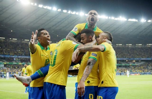 Copa America 2019: Chiến thắng 2-0 Argentina, Brazil giành vé vào chung kết sau 12 năm chờ đợi