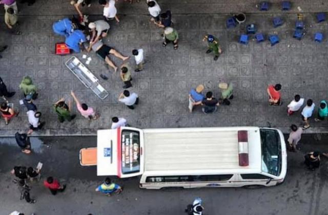 Đã bắt được nghi can vụ nổ bưu kiện ở khu đô thị Linh Đàm