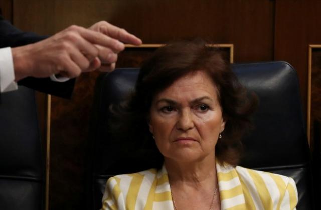 Phó Thủ tướng Tây Ban Nha mắc COVID-19