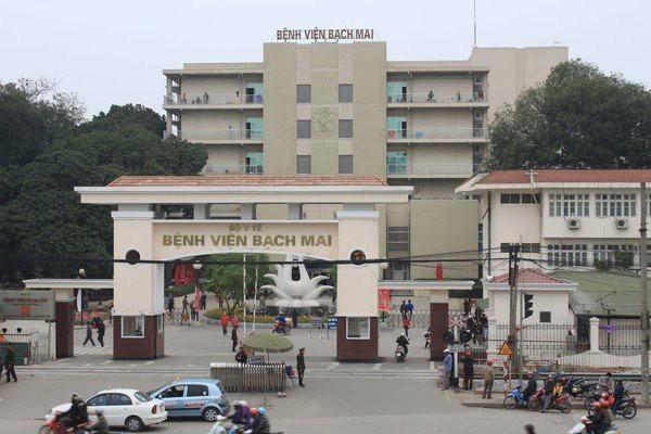 Từ 3 ca mắc COVID-19, Bệnh viện Bạch Mai nguy cơ thành ổ dịch