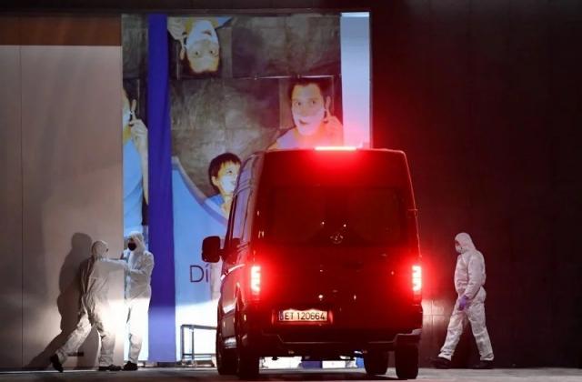 Số người tử vong vì Covid-19 ở Tây Ban Nha vượt qua Trung Quốc