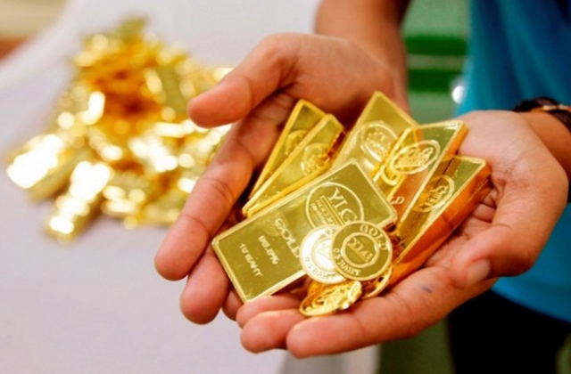 Giá vàng hôm nay 17/2: Giá vàng tăng nóng vì nỗi lo kinh tế suy giảm