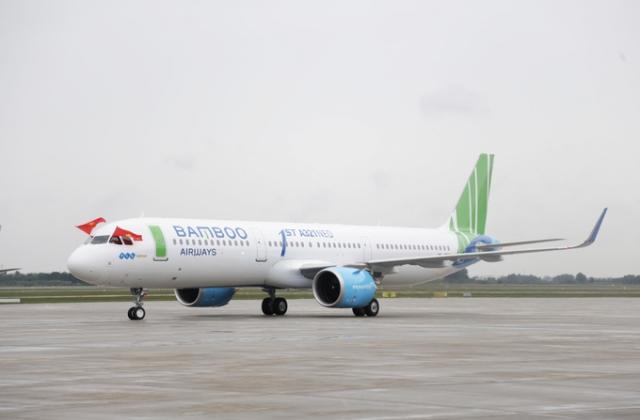 Bamboo Airways xin khai thác trên 30 máy bay