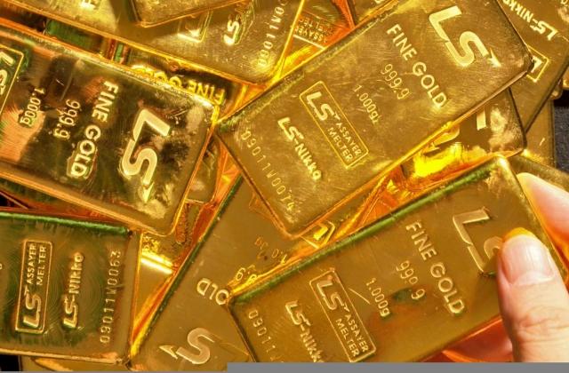 Giá vàng hôm nay 15/9: Giá vàng bật tăng sau một tuần đi xuống