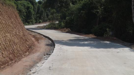 Đường giao thông Trung Thượng–Lũng Rằng (Lạng Sơn): Công ty Long Thịnh bị xử phạt vì thi công sai thiết kế