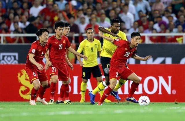 Đội tuyển Việt Nam chưa từng thất bại trước Malaysia trong 7 năm qua