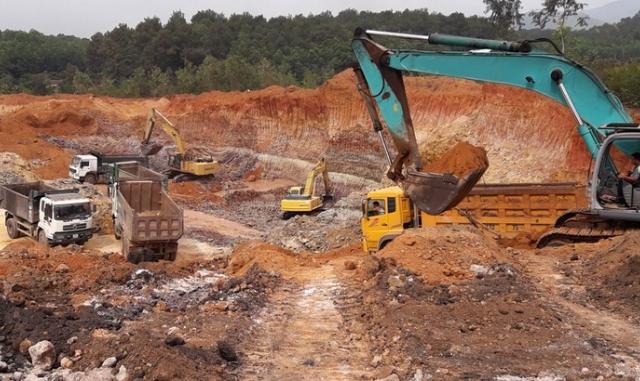 Bắc Giang: Đấu giá quyền khai thác tại 4 mỏ khoáng sản làm VLXD
