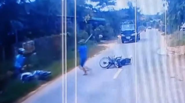 Làm rõ vụ dùng gậy đánh người gây thương tích sau va chạm giao thông ở Bình Phước