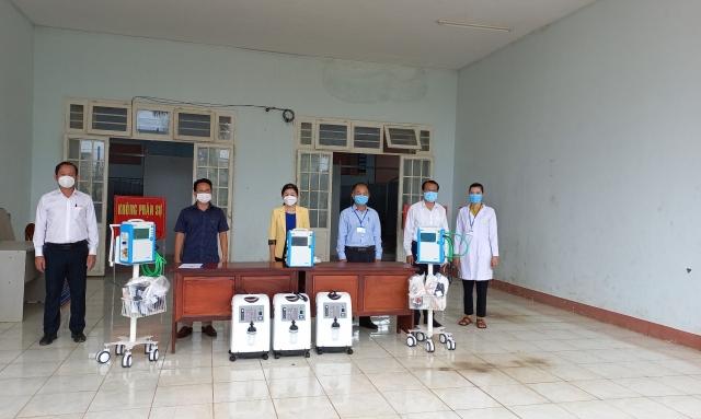 TP Đồng Xoài đưa Bệnh viện dã chiến vào hoạt động