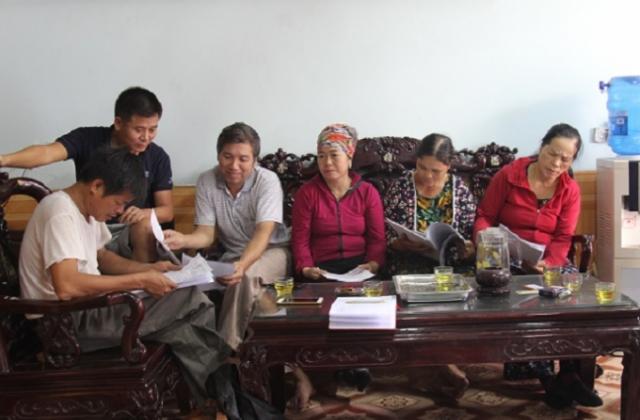 Bắc Ninh: UBND huyện Yên Phong cần giải quyết dứt điểm những kiến nghị của người dân về đền bù đất đai