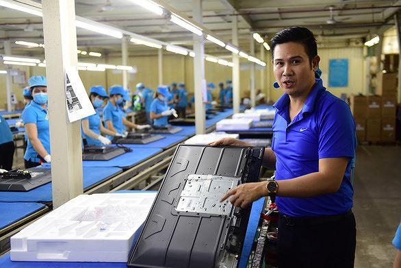 Thủ tướng yêu cầu xác minh Asanzo nhập hàng nước khác gắn nhãn Việt Nam