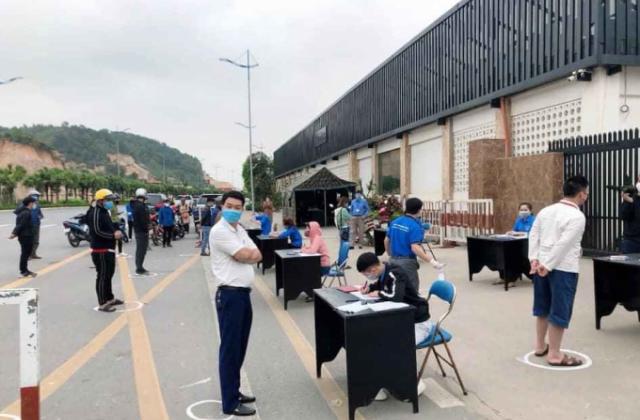 Quảng Ninh ban hành Công điện hỏa tốc tiếp tục duy trì các biện pháp phòng chống dịch COVID-19