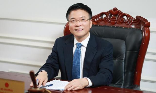 Thư của Bộ trưởng Lê Thành Long gửi cán bộ, phóng viên, cộng tác viên nhân Kỷ niệm 35 năm ngày Báo Pháp luật Việt Nam ra số đầu tiên