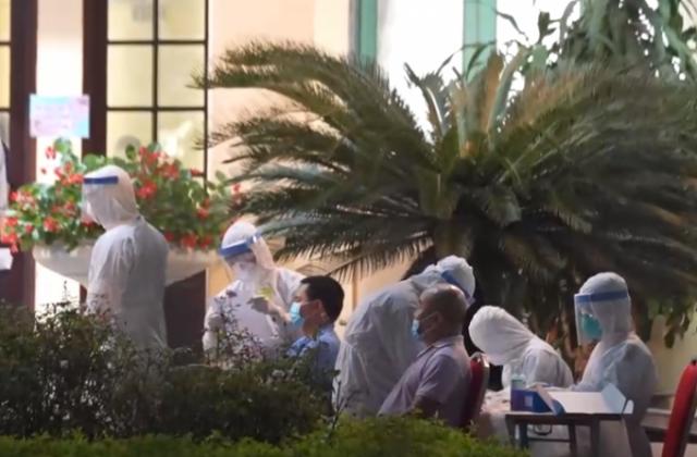 Nhân viên công tác tại Bộ Giao thông Vận tải nghi nhiễm Covid-19 có kết quả âm tính