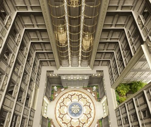 Tân Hoàng Minh giới thiệu căn hộ mẫu dự án D'. Palais de Louis
