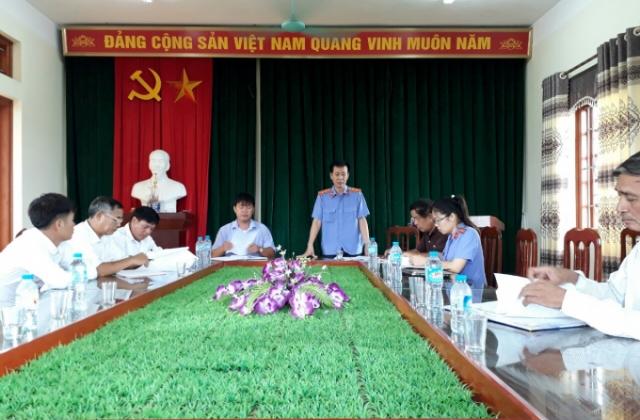 Hải Dương: Viện KSND huyện Bình Giang chặng đường 57 năm xây dựng và trưởng thành