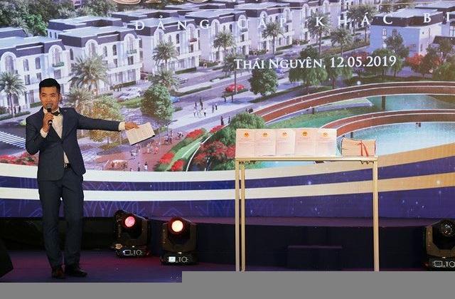Thái Hưng chính thức mở bán KĐT Crown Villas
