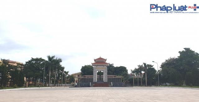 Nhiều vi phạm tại Dự án cải tạo Đài tưởng niệm liệt sỹ huyện Lục Nam