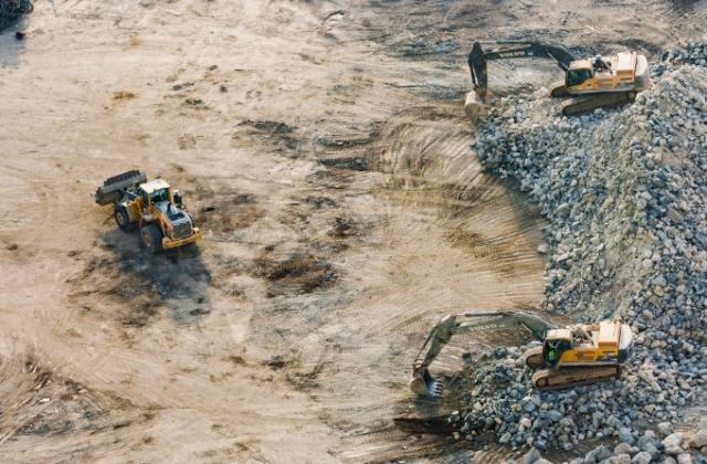 Công ty CP Xi măng Hà Tiên khai thác mỏ đá vôi vượt ranh giới cấp phép