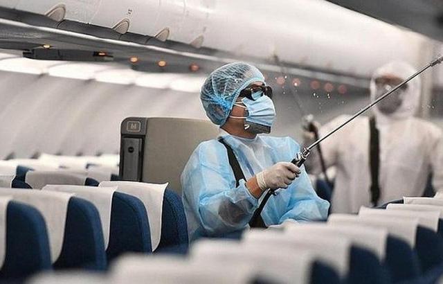 Bệnh nhân số 33 nhiễm Covid-19 từng di chuyển trên máy bay số hiệu VN0054