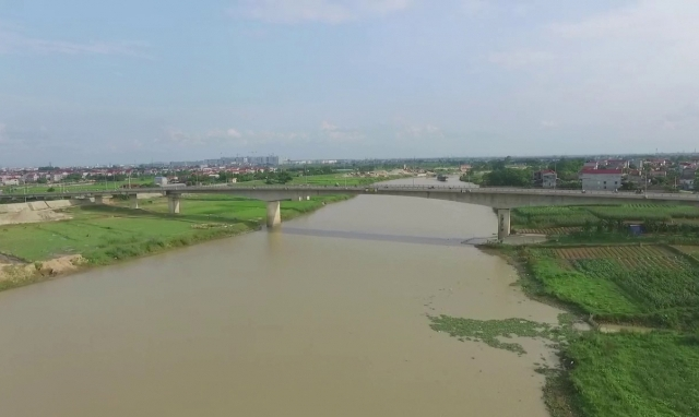 Bắc Giang, Bắc Ninh phối hợp xây dựng cầu Hà Bắc 1