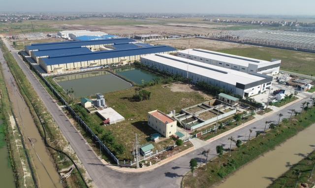 Bắc Giang: Cấp GCN quyền sử dụng đất cho 5 nhà đầu tư sớm hơn quy định 15 ngày