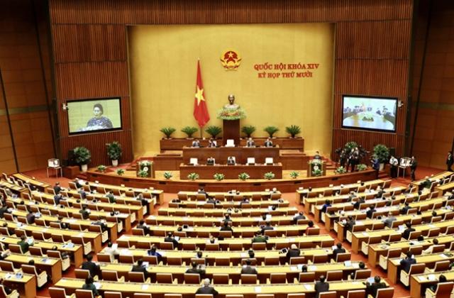 Hôm nay, Quốc hội thảo luận Báo cáo công tác của Chủ tịch nước và Chính phủ