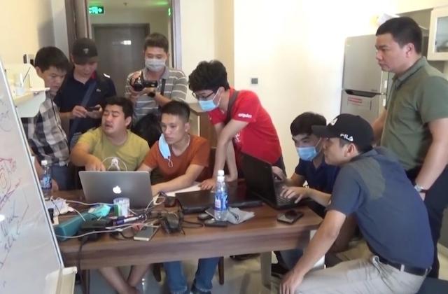 300 chiến sỹ Công an TP Hà Nội triệt phá sàn Forex bằng cách nào?