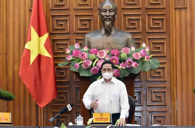 Thủ tướng Phạm Minh Chính: