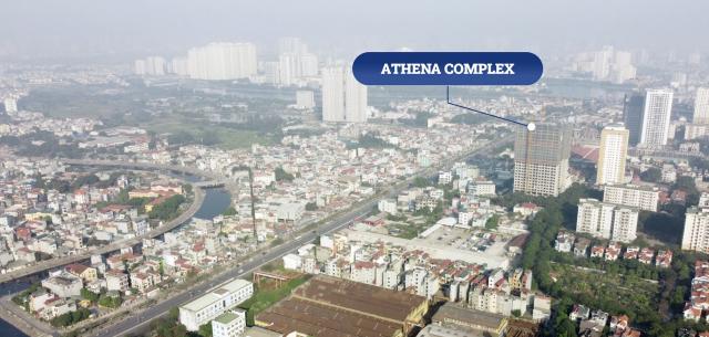 Sở Xây dựng Hà Nội cảnh báo Dự án Athena Complex Pháp Vân chưa được phép bán căn hộ