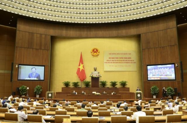 Sáng nay, Quốc hội xem xét cơ cấu tổ chức của Chính phủ nhiệm kỳ 2021-2026