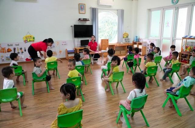 Trẻ mầm non ở Bắc Ninh trở lại trường học từ 1/10