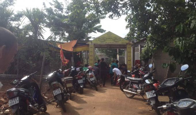 Đắk Lắk: Truy tìm tài xế lái ôtô bỏ trốn sau tai nạn chết người