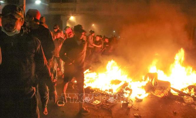 Indonesia: Biểu tình bạo loạn vẫn bùng phát