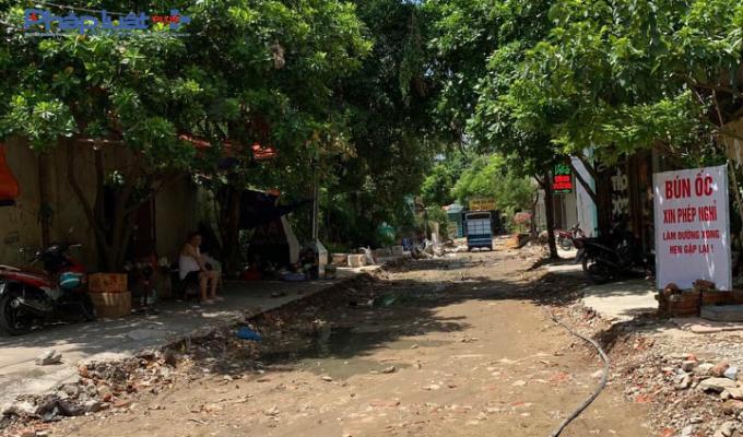Nhức nhối dự án treo 14 năm tại khu xen cư hồ Toàn Thành đầy sai phạm tại Thanh Hóa