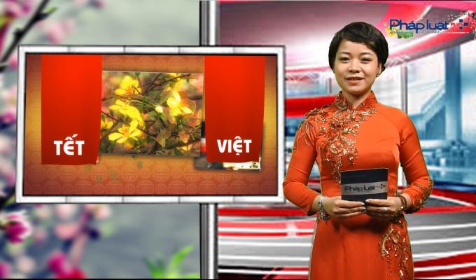 """Bản tin Tết Việt 2020: Câu chuyện """"2 ông ở với một bà"""" trong ngày các Táo chầu trời"""