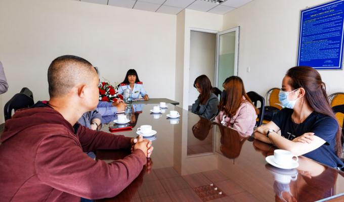 Lâm Đồng: Triệu tập 5 thanh niên chia sẻ thông tin sai sự thật lên mạng xã hội