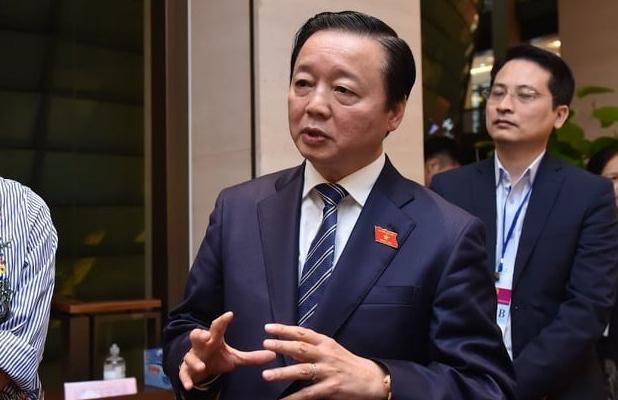 Bộ trưởng Trần Hồng Hà: Thận trọng khi cấp phép thủy điện nhỏ